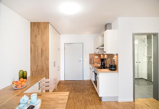 Schön eingerichtete Zimmer zu attraktiven Preisen.